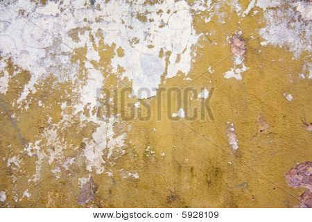 Old Painted Wall Texture