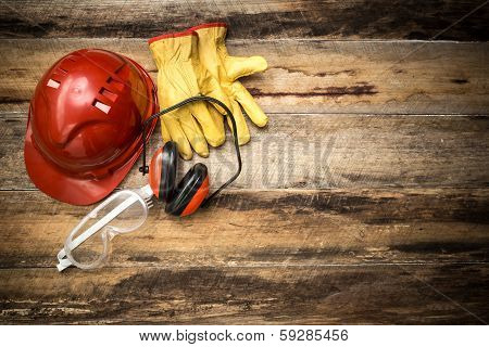 Personal Protective Construction Work Wear