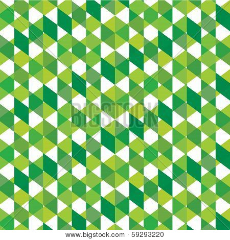 green design pattern background vector