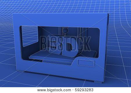 3D Printer Modern Marvel