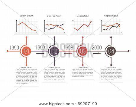 Business Timeline Design