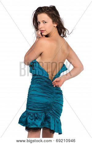 Turquoise Sheath