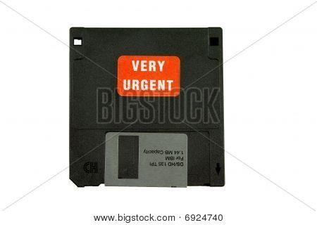 Urgent Computer Disk