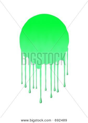 Splat Green