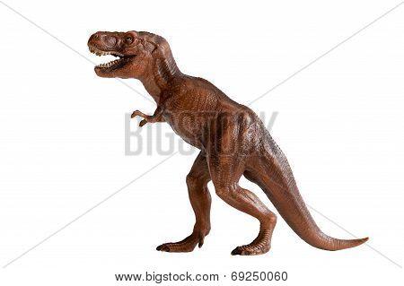 Tyrannosaurus Rex Dinosaur Plastic Toy