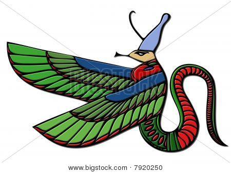 Demon Of Ancient Egypt