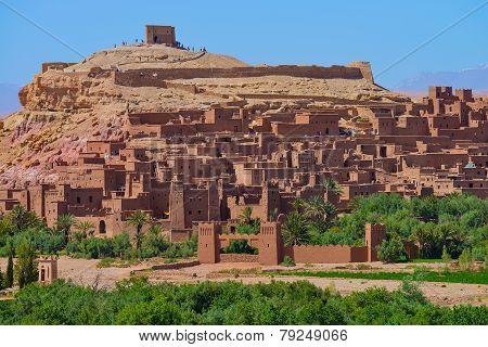 Ait Benhaddou Ksar Kasbah, Morocco