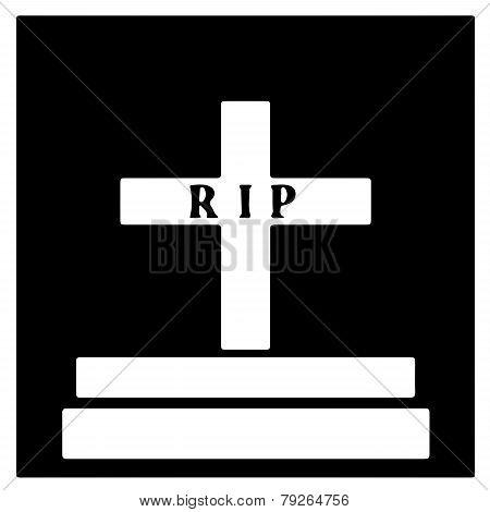 Rip Grave Marker