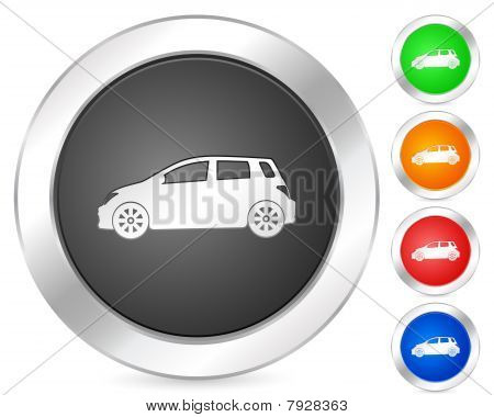 Computer Icon Car
