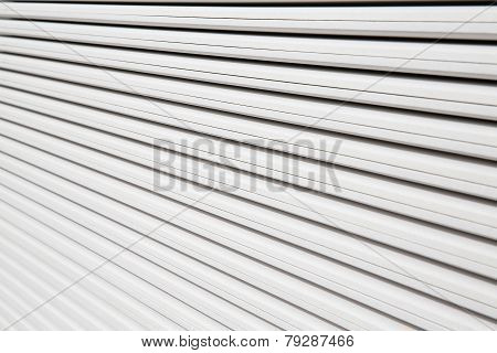 Stack Of Plasterboard Panels