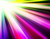 Multicolour nice background like abstract sunshine light poster