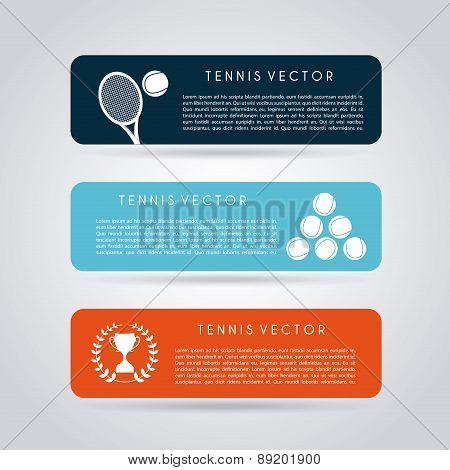 sport design over gray backgroundvector illustration