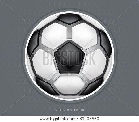 Soccer Ball Design 1