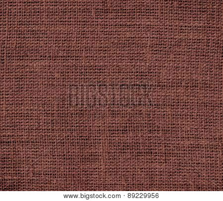 Bole color burlap texture background
