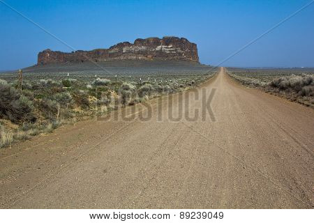 Road To Fort Rock