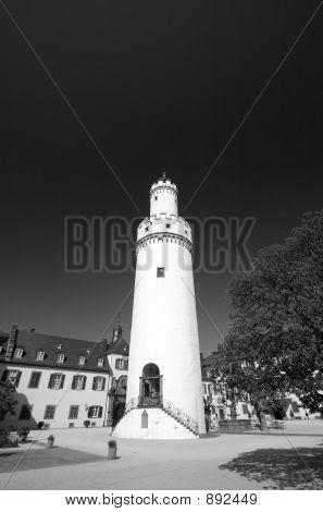 Bad Homburg Schloss Tower