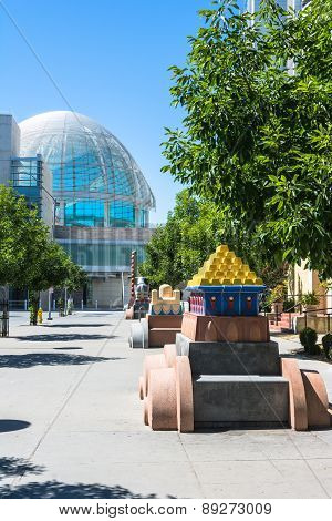 Public Art in San Jose, California
