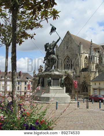 William the Conqueror Square, France