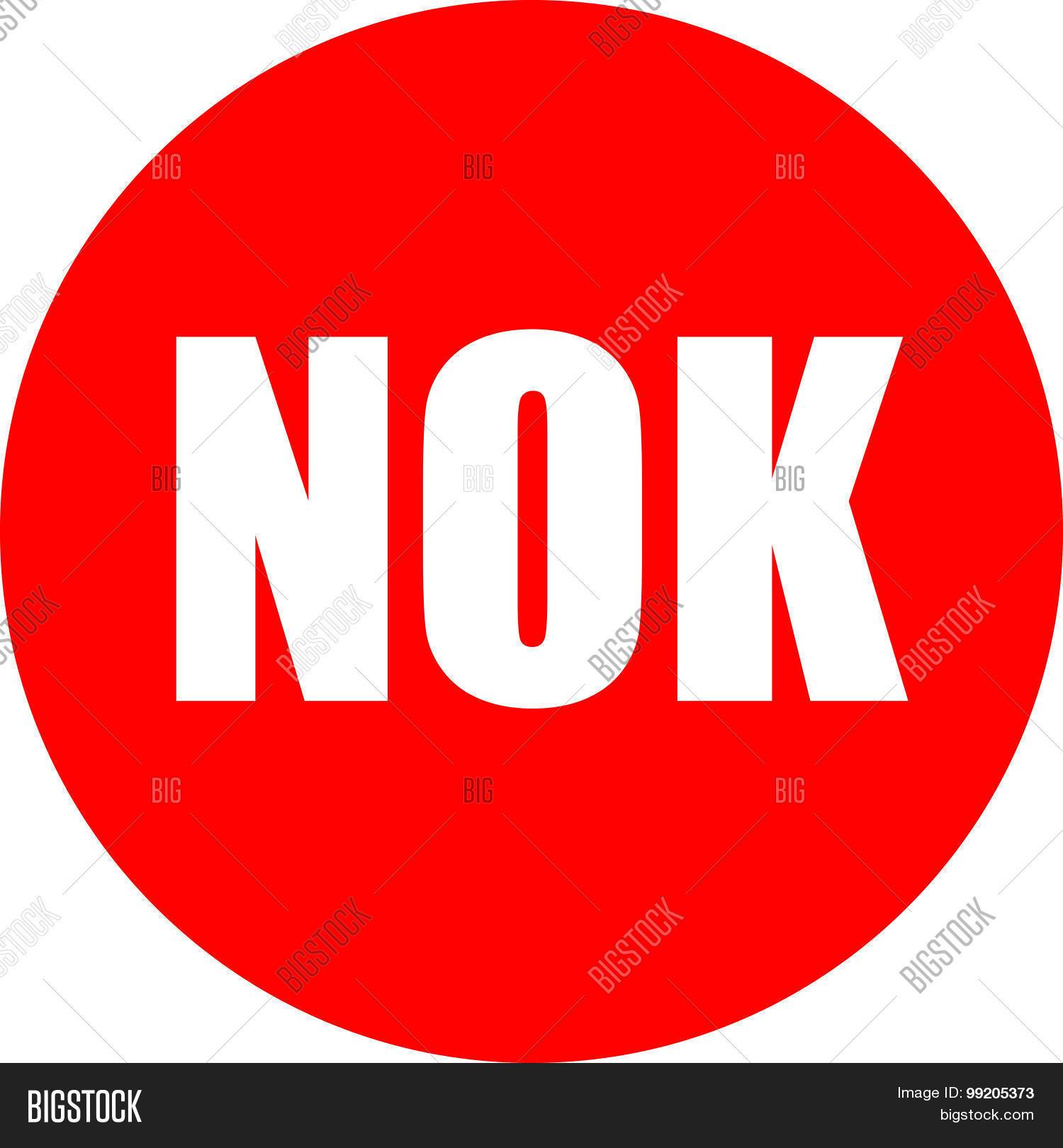 Nok Icon Vector Photo Free Trial Bigstock