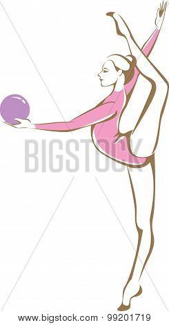 Rhytmic Gymnast