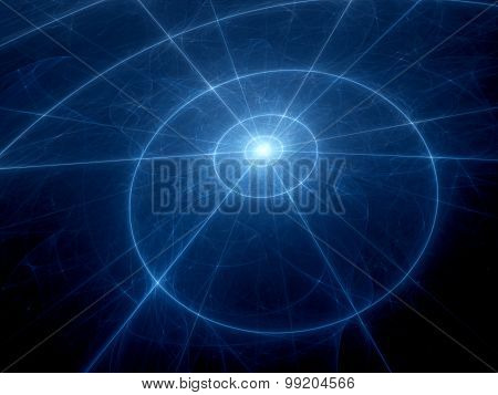 Star System With Trajectories