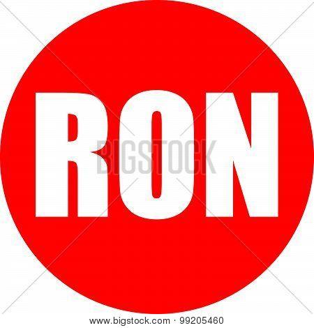 Ron Icon