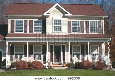 New Colonial Home 3