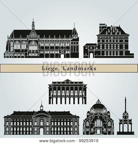 Liege Landmarks