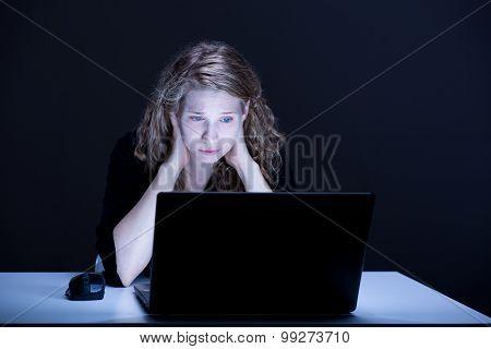 Victim Of Online Violence