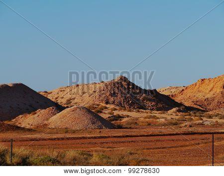 Coober Pedy in South Australia