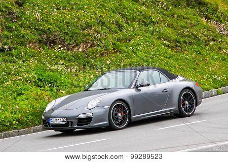 Porsche 991 911
