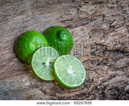 Green Lime Repels Insects