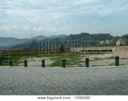 Urbino Scenery