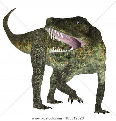 Postosuchus Triassic Reptile