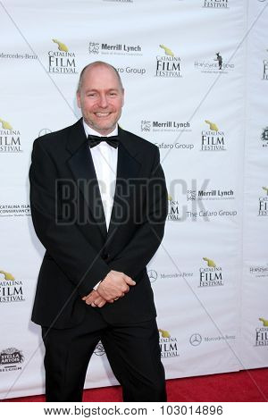LOS ANGELES - SEP 26:  Richard Cousins at the Catalina Film Festival Saturday Gala at the Avalon Theater on September 26, 2015 in Avalon, CA