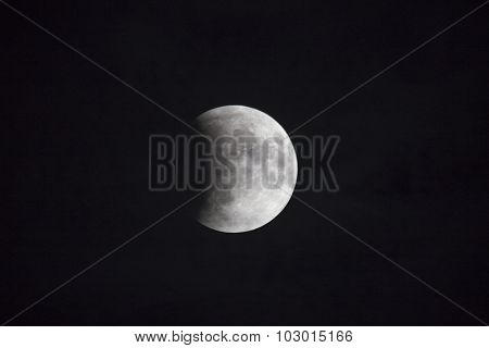 Blood Moon - September 2015