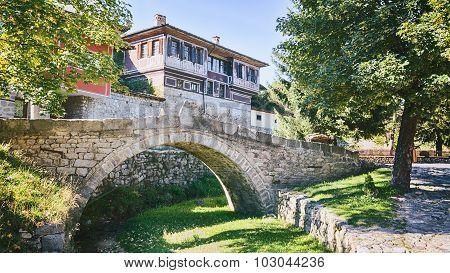 Historic Bridge In Koprivshtitsa, Bulgaria