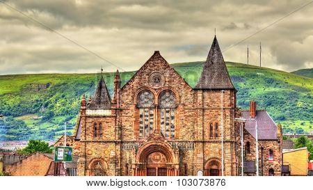 Townsend St. Presbyterian Church In Belfast - Northern Ireland