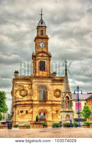View Of Coleraine Town Hall - Northern Ireland