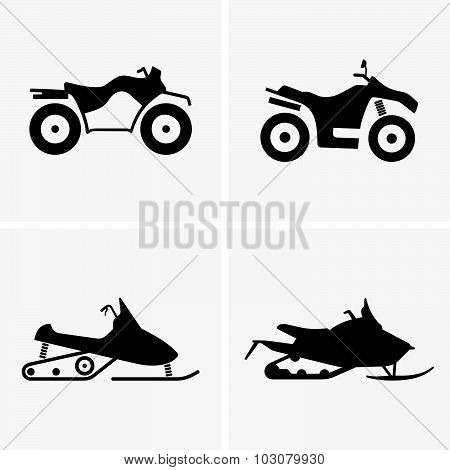 ATV and Snowmobiles