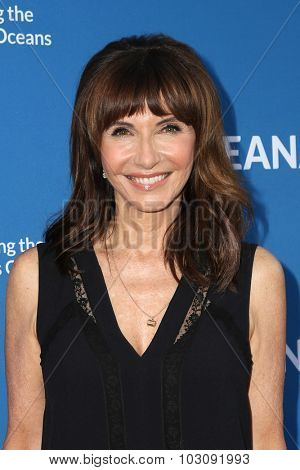 LOS ANGELES - SEP 28:  Mary Steenburgen at the