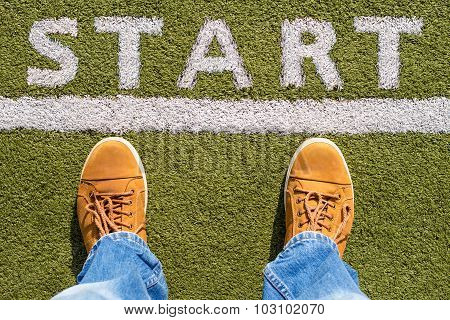 Concept Of Starting Point