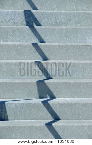 Concrete Steps  Shadow