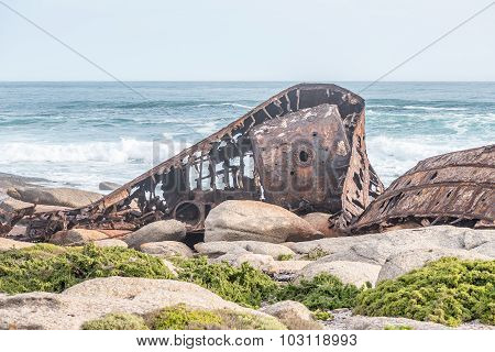 Wreck Of The Aristea