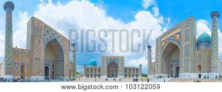 The Heart Of Samarkand