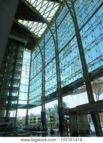 Meydan Hotel in Dubai, UAE