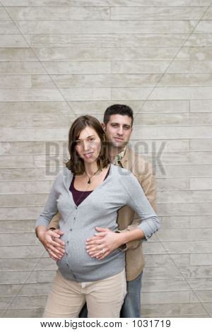 Couple Expecting Baby