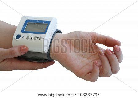 Measurement Of Arterial Pressure