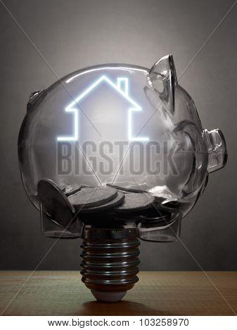 Real Estate Or Home Savings