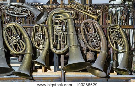 Trumpet, Musical Instruments